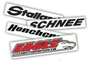 EMI Brand Chassis Decals