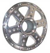 "Keizer Sprint 3"" 42-Spline 15-Bolt Wheel Center"