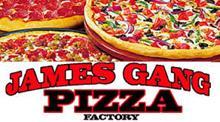 James gang pizza lebanon oregon