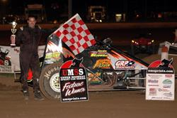 """Rocketman"" Kevin Bradwell Blasts Off To Second TSCS Win"