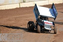 Dills Scores Second Straight Top-Five Finish at Cottage Grove Speedway