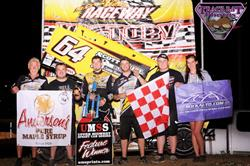 Scotty Thiel Repeats On Night #2 At Open Wheel Nationals