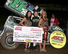 Crockett Sweeps ASCS Northwest Big E Weekend!