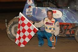 Kamrath Bounces back to win his first TSCS Feature