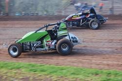 Northwest Wingless Tour Back In Action At Cottage Grove Speedway