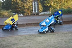 Alberding Wins First Night Of King Of The West Kart Race At CGS; Grimes, Stere, Roles, And Hibbard Also Victorious