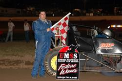 Caho Commemorates St. Croix Valley Raceway With First Win