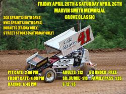 Cottage Grove Speedway Gearing Up For Marvin Smith Memorial