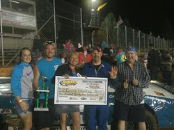 Gilman, Ireland, Loomis, And Asanovic SSP Winners Saturday Night
