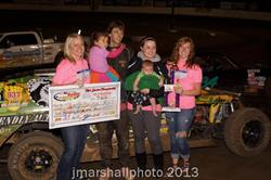 Tole, Daniel, Goetz, And Simpson Earn Whitney's Auto Group Mid-Season Championship Wins