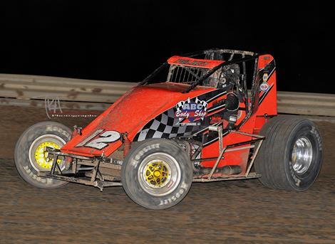 Pelkey Rallies to Canyon victory at Arizona Speedway!
