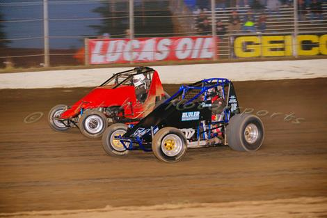 NWWT Non-Wing Speedweek Continues At CGS