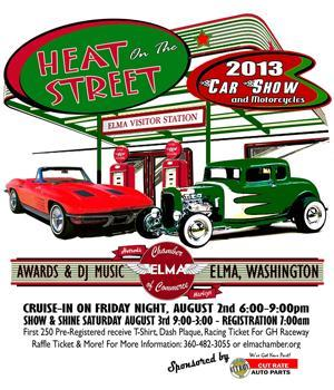 GHR To Be Represented At The Heat On The Street Car Show