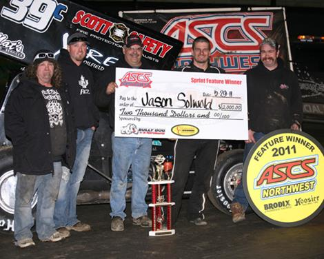 Solwold Sweeps ASCS Northwest Weekend at Grays Harbor!