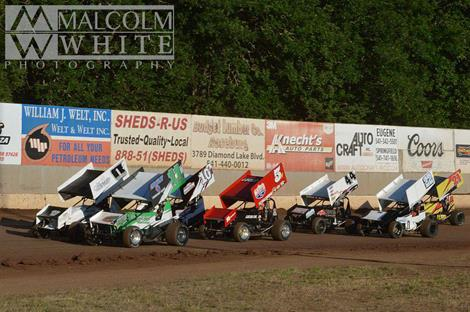 ASCS-Northwest Region Information Guide To Triple Track Challenge