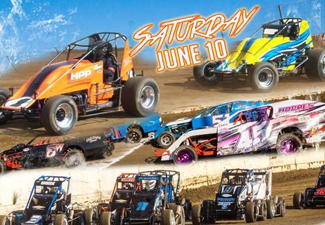 Racing Action Resumes This Saturday Night!