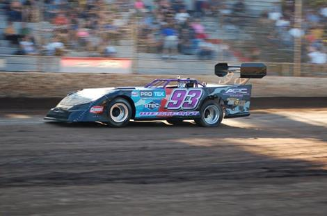 Bob Westscott Sweeps WRS Late Model Lites Events