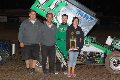 Grove Classic Produces Great Second Night Of Racing