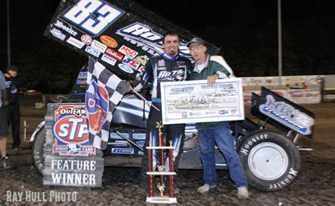 Kaeding Conquers Cottage Grove for Second Victory in a Row