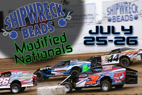 15th Annual Shipwreck Beads Northwest Modified Nationals this Friday and Saturday!