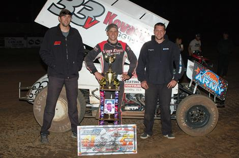 Henry Van Dam Wins Marvin Smith Memorial Grove Classic; Hand, Landers, And T. Swaim Also Earn Wins