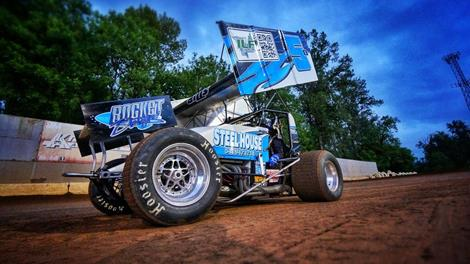 Dills Records Fifth Top 10 of Season at Cottage Grove Speedway