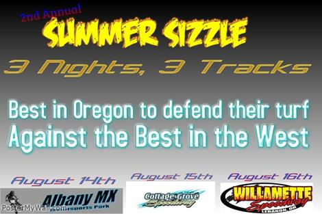 2014 Summer Sizzle Tour Dates Announced