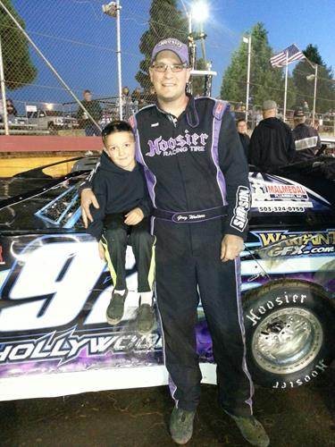 Walters Conquers Firecracker 100; Catalano, Ireland, And Oyler Earn Feature Wins