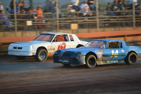 Street Stocks Return To SSP With Plenty Of Action In 2014