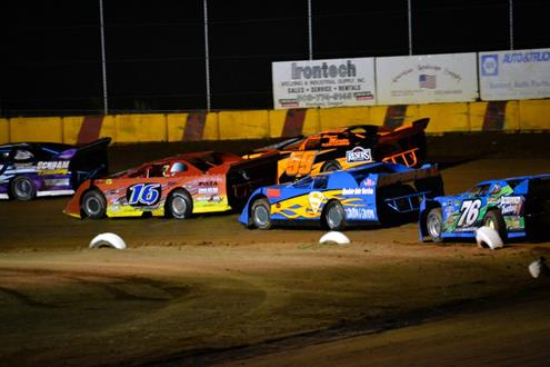 Northwest Extreme Late Model Series Back In Action For Race Two Of 2014