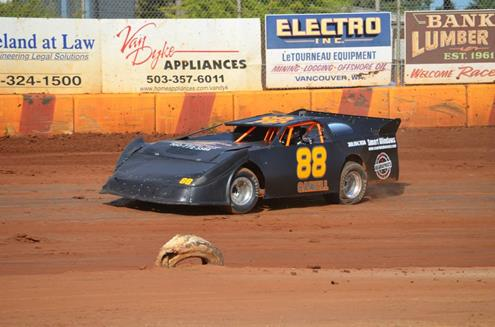 Northwest Extreme Late Model Series Make Final SSP Visit On Saturday