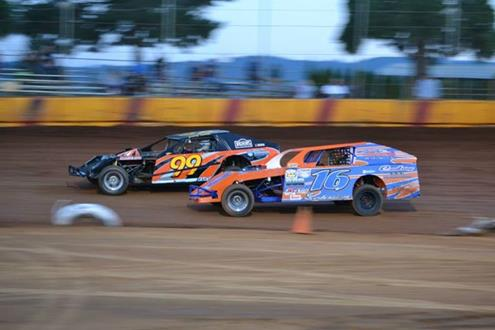 Updated Sunset Speedway Schedule Released