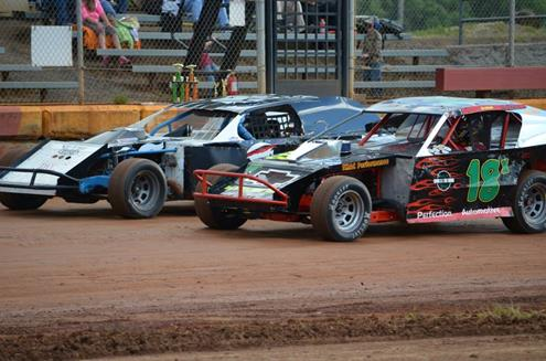Koch, Graham, and Roden Saturday Night Winners At Banks