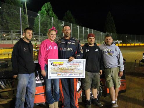 Williamson Makes It Two In A Row With Win At SSP