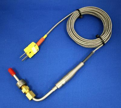 computech weld in thermocouple replacement circle track and oval track parts for sprint cars