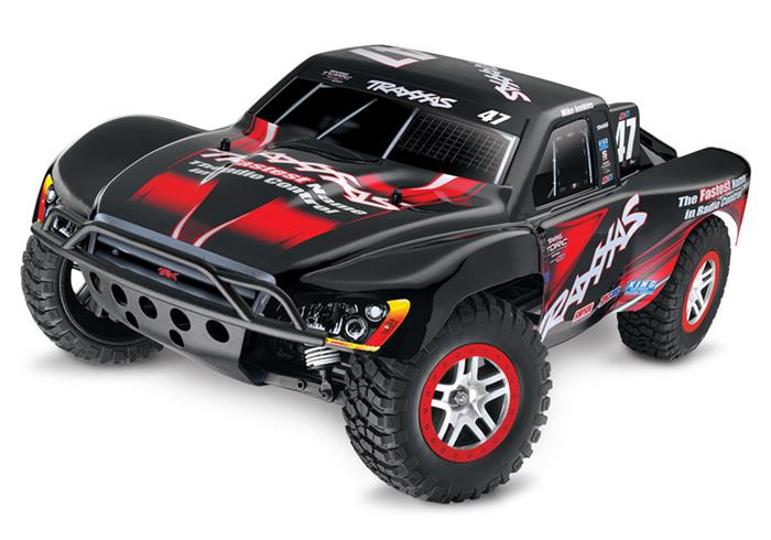 traxxas 1 10 scale slash 4x4 4wd brushless short course. Black Bedroom Furniture Sets. Home Design Ideas