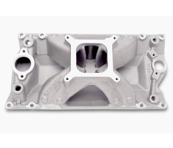 Edelbrock Super Victor Vortec Intake Manifold, Chevy 262