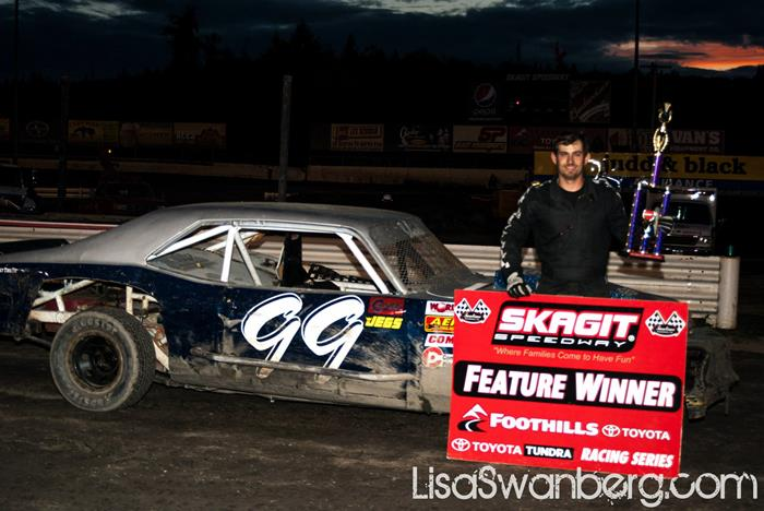 SEASON CHAMPIONSHIP NIGHT AT SKAGIT SPEEDWAY