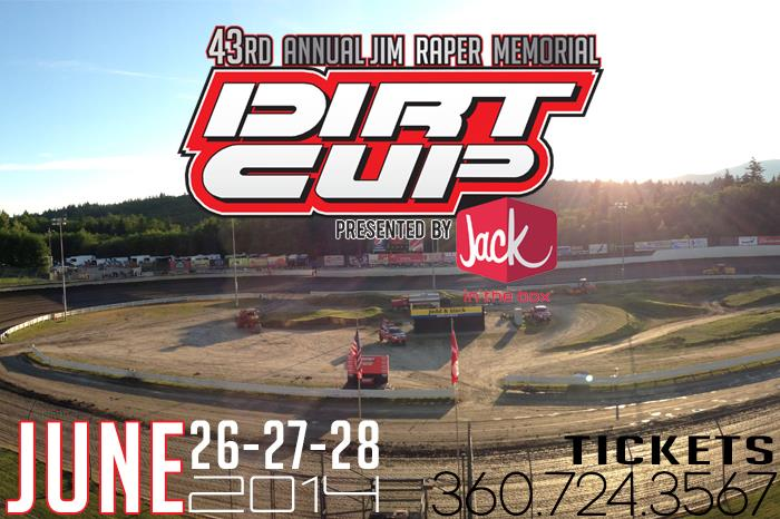 Jack in the Box named Title Sponsor for 43rd Annual Dirt Cup