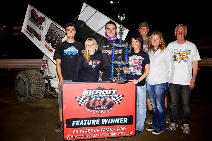 Starks Wins Thrilling Summer Thunder Series Feature