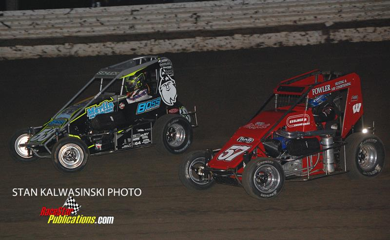 Badger midget series