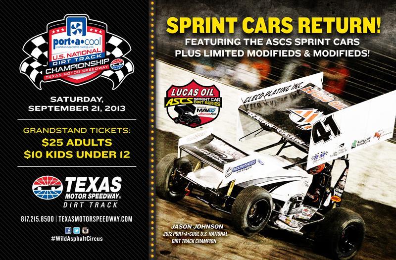 Texas Motor Speedway Next For Lucas Oil Ascs Lucas Oil