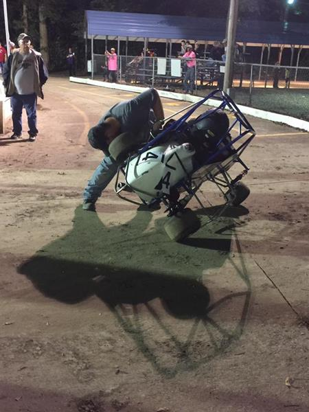 USAC National Midgets Tour Land of Lincoln for