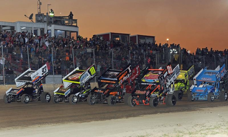 All Star Sprints >> 10 000 Lou Blaney Memorial On Deck For The Arctic Cat All Star