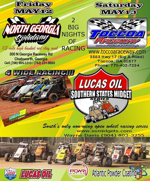 Southern midget racing series something