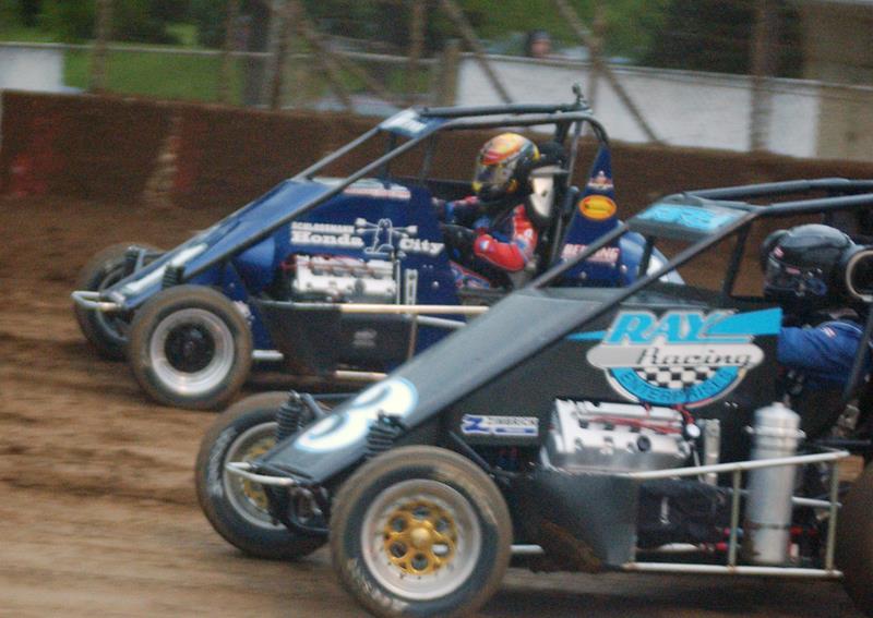 Speedway park micro midget