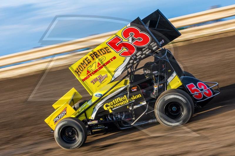 Dover Makes Late-Race Pass for Sixth Nebraska 360 Sprints ...