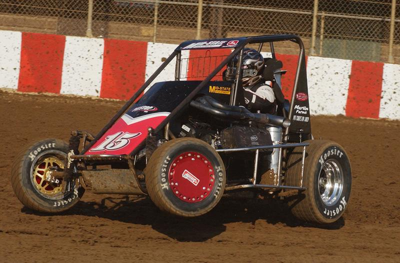 Badger midget auto racing