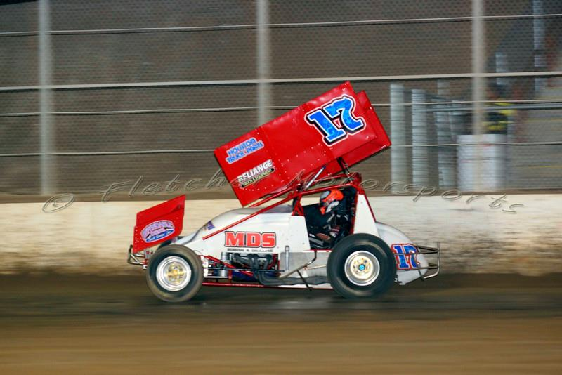 Tankersley Scores Top 10 at Texas Motor Speedway Dirt Track