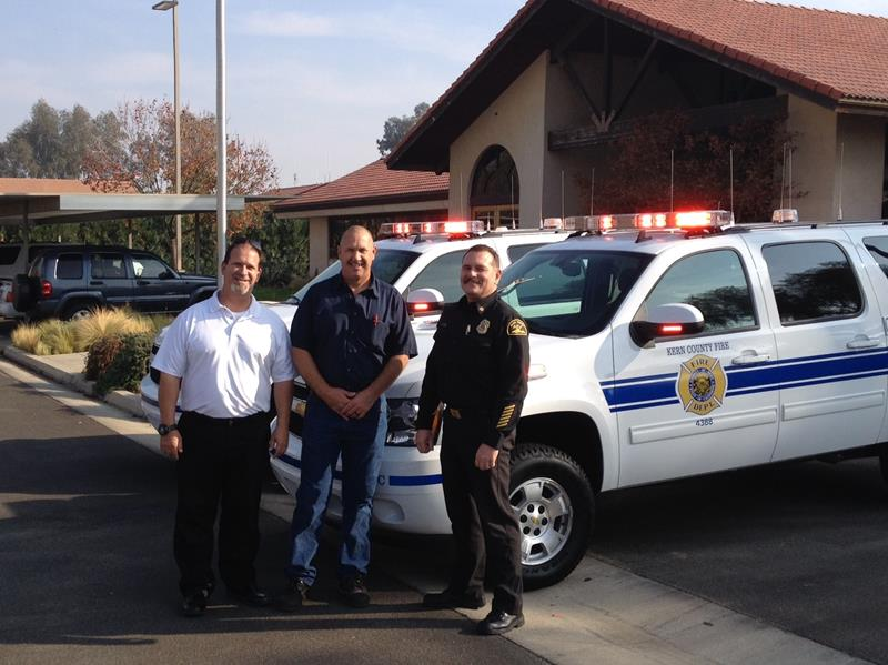 Kern County Fire Department Emergency Vehicle Group